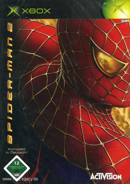 Misc. Games - Spider Man - The Movie 2