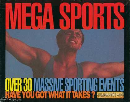 Misc. Games - Mega Sports