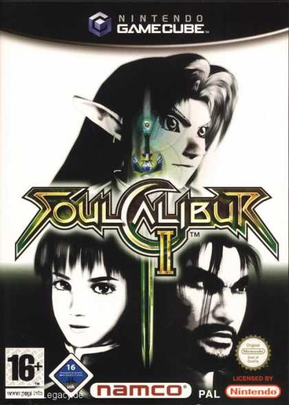 Misc. Games - Soul Calibur II