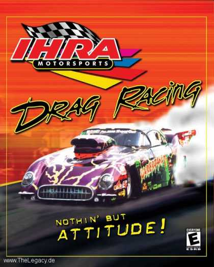 Misc. Games - IHRA Drag Racing
