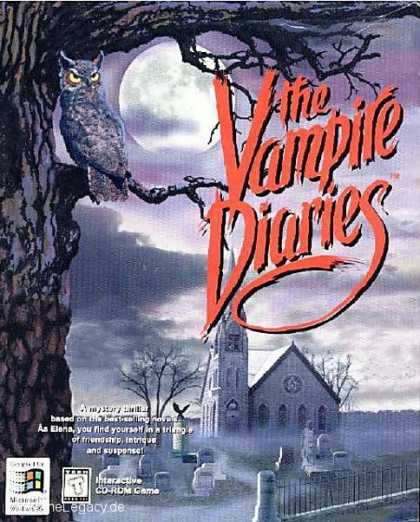 Misc. Games - Vampire Diaries, The