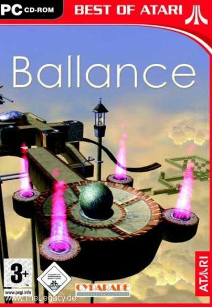 Misc. Games - Ballance