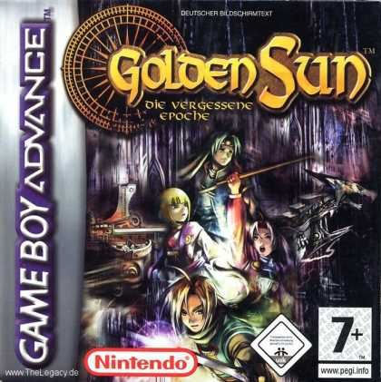 Misc. Games - Golden Sun: Die vergessene Epoche