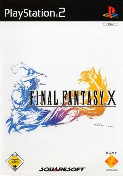 Misc. Games - Final Fantasy X