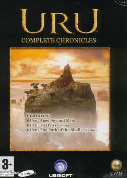 Misc. Games - Uru: Complete Chronicles
