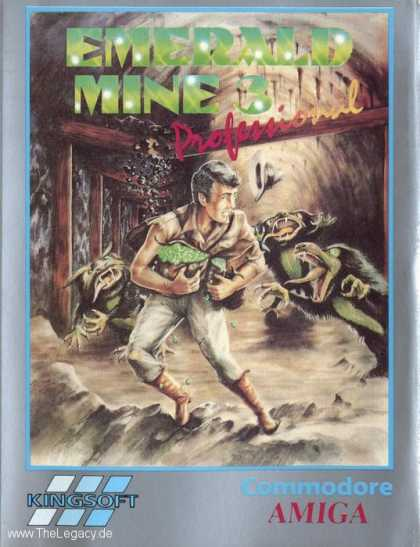 Misc. Games - Emerald Mine 3 professional