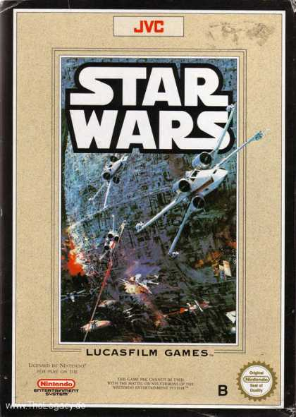Misc. Games - Star Wars