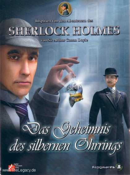 Misc. Games - Sherlock Holmes: The Case of the Silver Earring