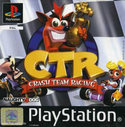 Misc. Games - Crash Team Racing