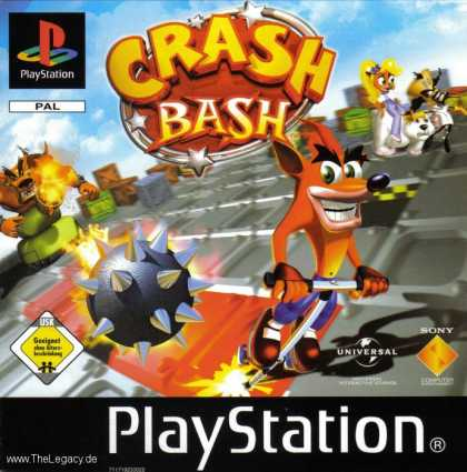 Misc. Games - Crash Bash