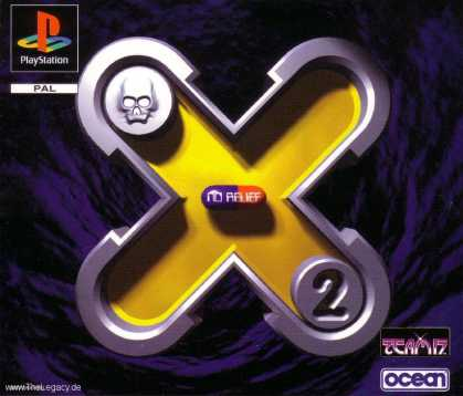 Misc. Games - X2: No Relief