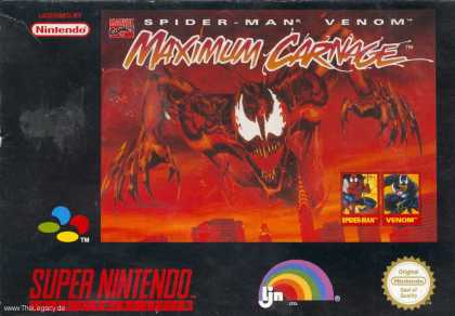 Misc. Games - Maximum Carnage