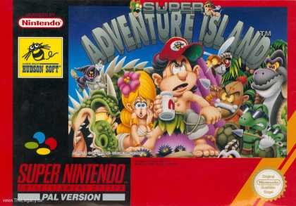 Misc. Games - Super Adventure Island