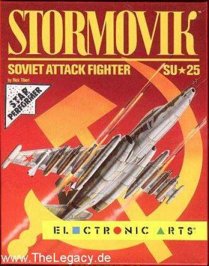 Misc. Games - Stormovik: Soviet Attack Fighter SU-25