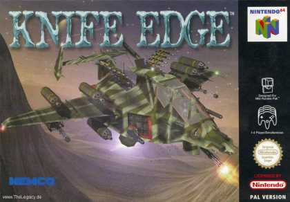 Misc. Games - Knife Edge