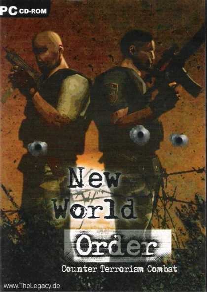 Misc. Games - New World Order