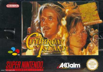 Misc. Games - Cutthroat Island
