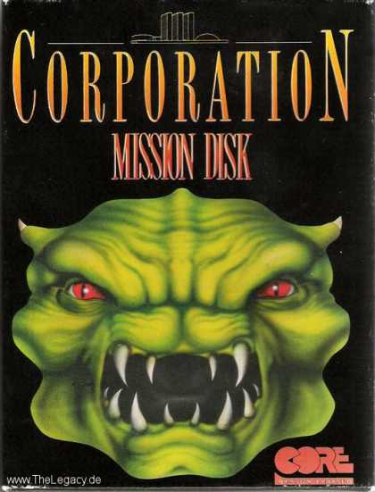 Misc. Games - Corporation: -Mission Disk-