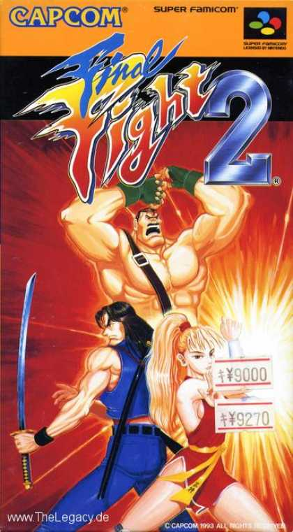 Misc. Games - Final Fight 2