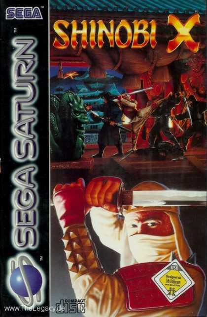 Misc. Games - Shinobi X