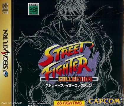 Misc. Games - Street Fighter Collection