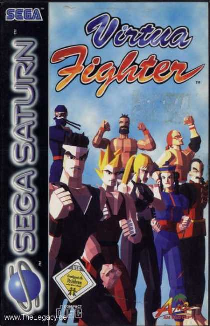 Misc. Games - Virtua Fighter