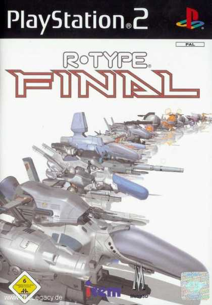 Misc. Games - R-Type Final