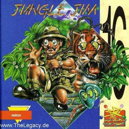 Misc. Games - Jungle Jim