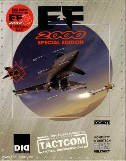 Misc. Games - EF2000 - Special Edition