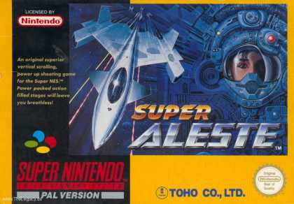 Misc. Games - Super Aleste