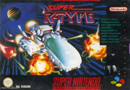 Misc. Games - Super R-Type