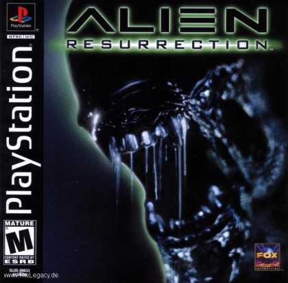 Misc. Games - Alien: Resurrection