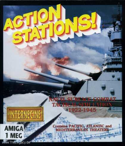 Misc. Games - Action Stations!