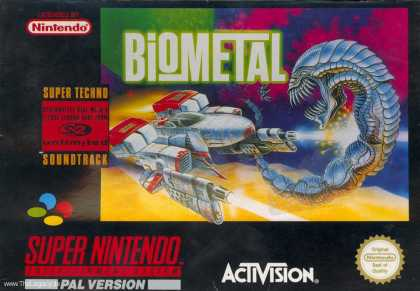 Misc. Games - Biometal