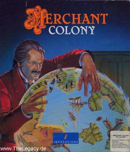 Misc. Games - Merchant Colony