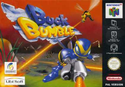 Misc. Games - Buck Bumble