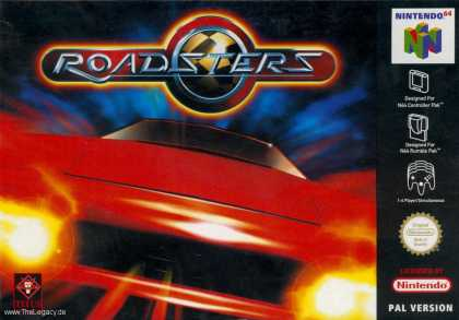 Misc. Games - Roadsters