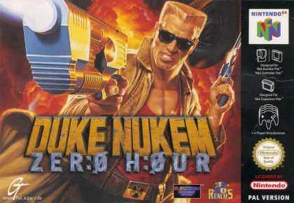 Misc. Games - Duke Nukem Zero Hour