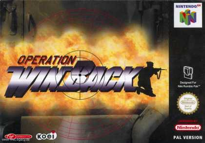 Misc. Games - Operation Winback