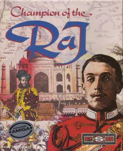 Misc. Games - Champion of the Raj