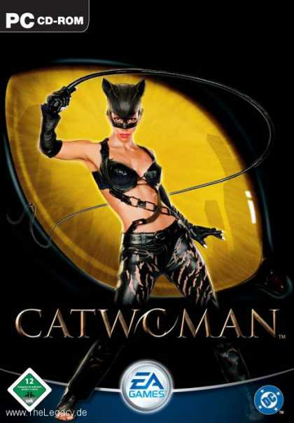 Misc. Games - Catwoman