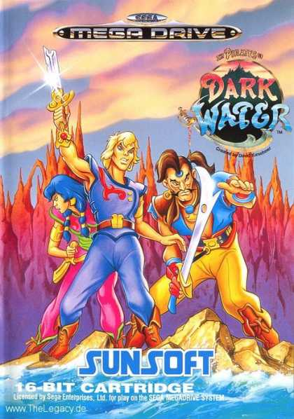 Misc. Games - Pirates of Dark Water, The