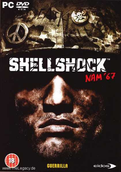 Misc. Games - Shellshock: NAM '67