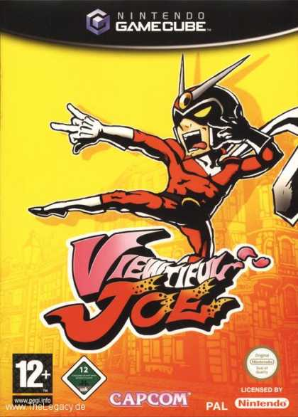 Misc. Games - Viewtiful Joe