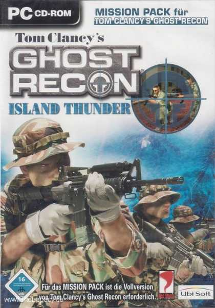 Misc. Games - Tom Clancy's Ghost Recon: Island Thunder