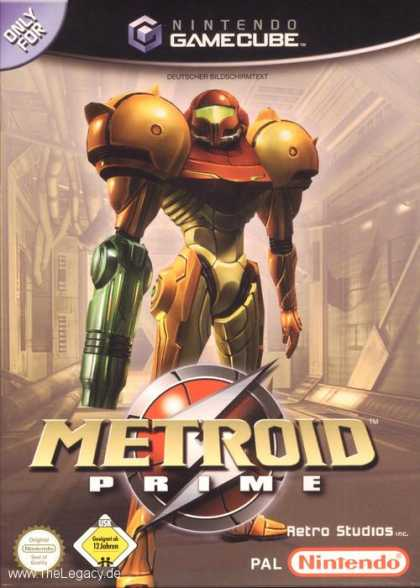 Misc. Games - Metroid Prime