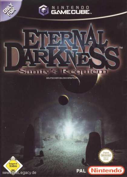 Misc. Games - Eternal Darkness: Sanity's Requiem