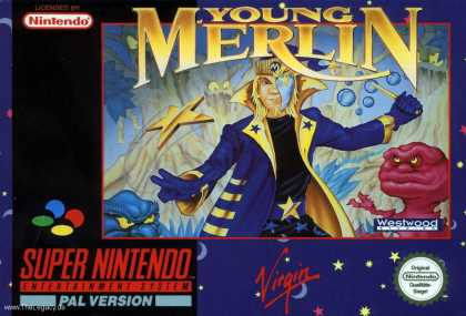Misc. Games - Young Merlin