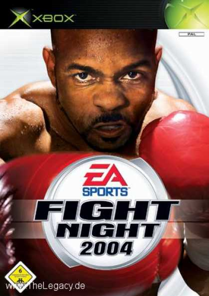 Misc. Games - Fight Night 2004