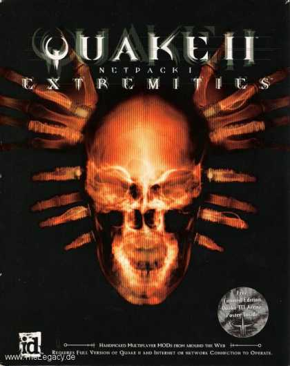 Misc. Games - Quake II: Netpack I - Extremities